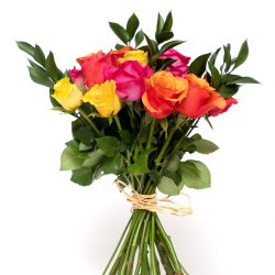 Bright Rose Bunch