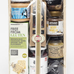 A banting low-carb hamper filled with products such as Fairview cheese, olives, gluten-free crackers. Also suitable for the health conscious. Birthday, Get Well Soon, Congratulations, Occasions, Banters, Healthier Eating, Deliver Nationally